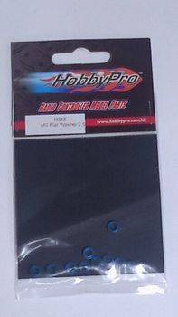 Hobbypro M3 Flat Washer 2.5 - Blue