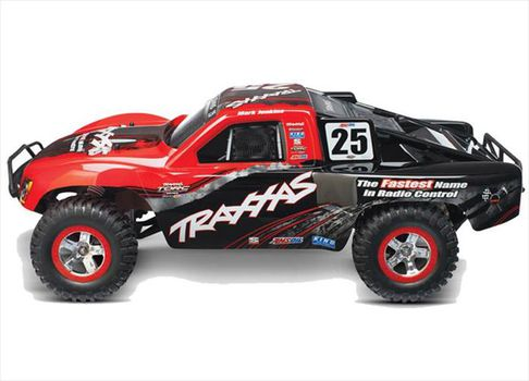 Traxxas Slash 1:10 Scale RTR Electric 2WD Short-Course Truck With On-Board Audio - Mark Jenkins Edition