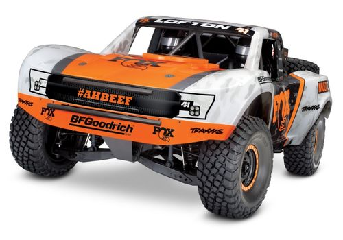Traxxas Unlimited Desert Racer 4WD Electric Race Truck