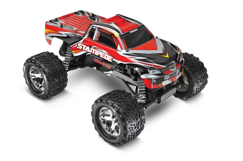 Traxxas Stampede Monster Truck 1:10 Ajovalmis